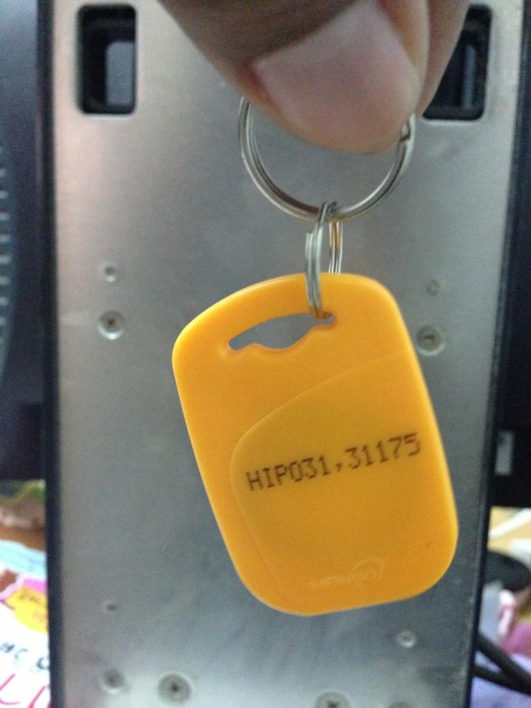 บัตรคีย์การ์ด ความปลอดภัยที่ทันสมัยกว่า